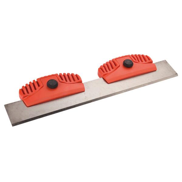 SNOLI Metall-Snowboardklinge/Haarlineal 310x45x3mm