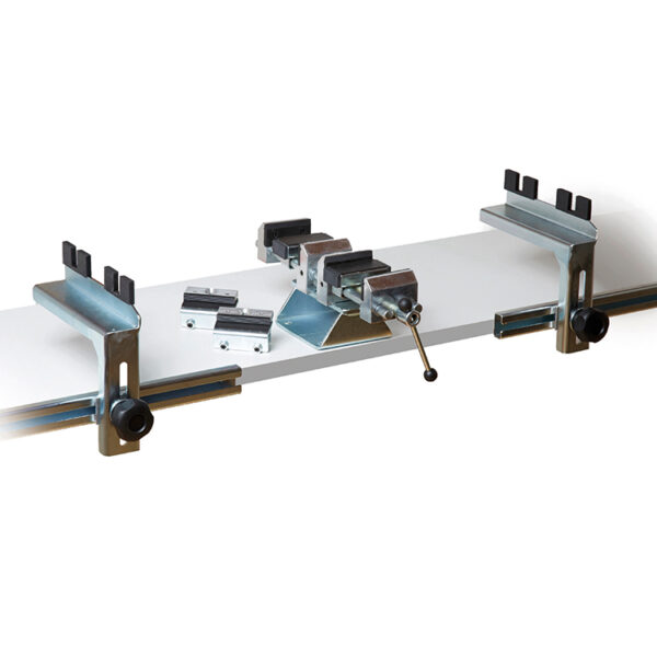 SNOLI Double Ski Vise DUO with adapter for snowboard