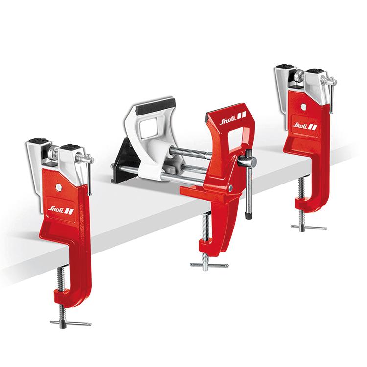 SNOLI World Cup Skispanner pro, Backenbreite 90mm für alle Skitypen, Spannweite bis 155mm