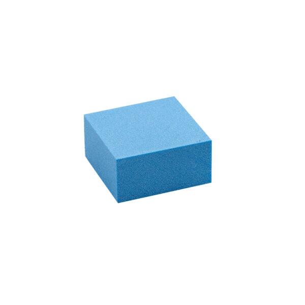 SNOLI Kantenbrechgummi mittelfein 40x40x20mm in Blister-Verpackung