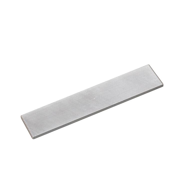 SNOLI Finnfeile hartverchromt,120x25mm, Cut 0