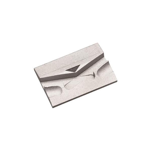 SNOLI SKS Halteplatte 20x30mm für HM-Messer