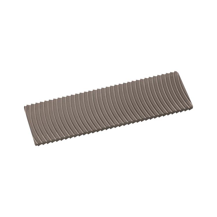SNOLI Radial Kantenfeile 100x30x4mm, 9 TPI