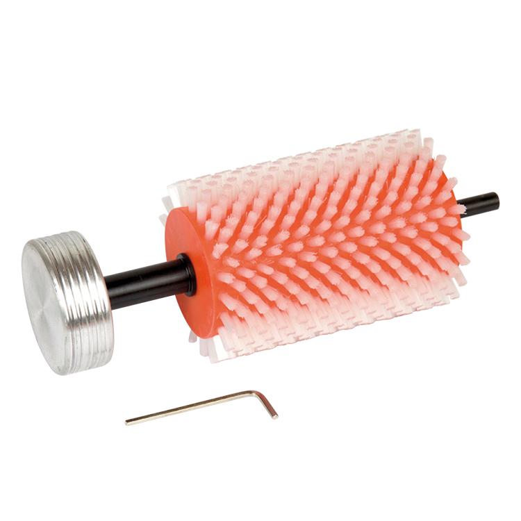 SNOLI Nylon Rotorbürste mit Wechselsystem